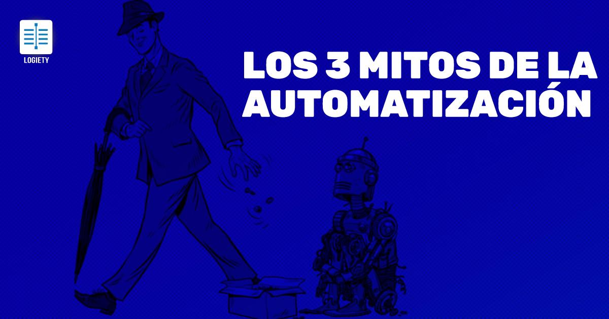 Automatización y robots en comercio exterior